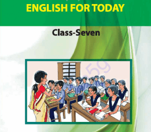 english for toady class seven