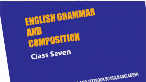 english grammar and composition class seven