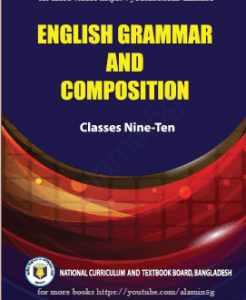english grammar and composition for class 9 10