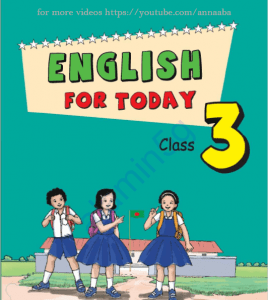 english for today class 3