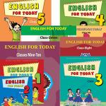১ম - ১০ম শ্রেণীর সকল ইংরেজী বই pdf ডাউনলোড