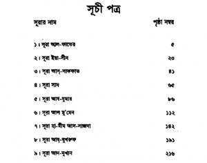 শব্দার্থে কুরআনুল মাজীদ ৭ম খন্ড pdf বই ডাউনলোড