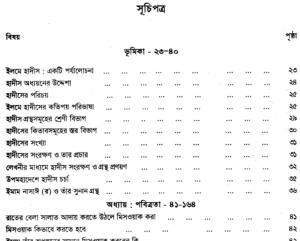 সুনানে নাসায়ী শরীফ ১ম খন্ড pdf বই ডাউনলোড