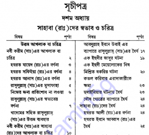 হায়াতুস সাহাবা ৪র্থ খন্ড pdf বই ডাউনলোড