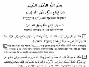 সুনানে ইবনে মাজাহ ১ম খন্ড pdf বই ডাউনলোড