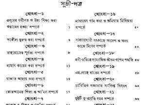 খুৎবাতুল আহকাম pdf বই ডাউনলোড