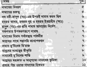নামাজ কেন কবুল হয় না pdf বই ডাউনলোড