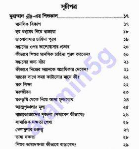 বি স্মার্ট উইথ মুহাম্মদ pdf বই ডাউনলোড সুচীপত্র
